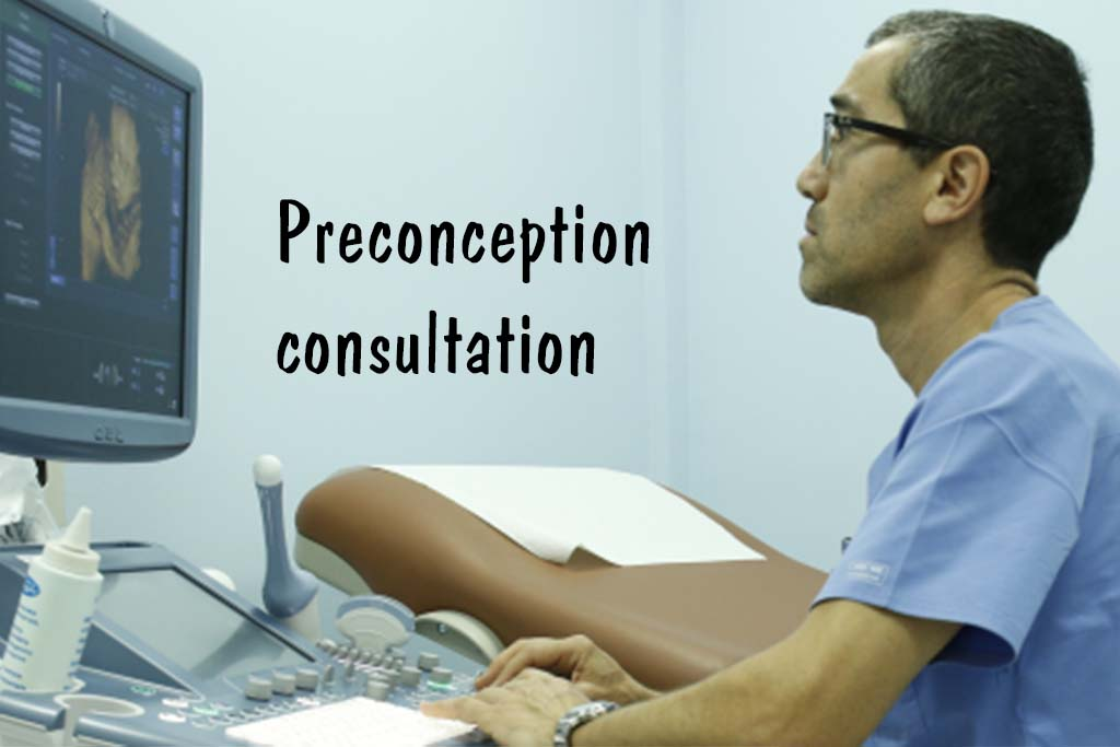 Preconception consultation AAFC