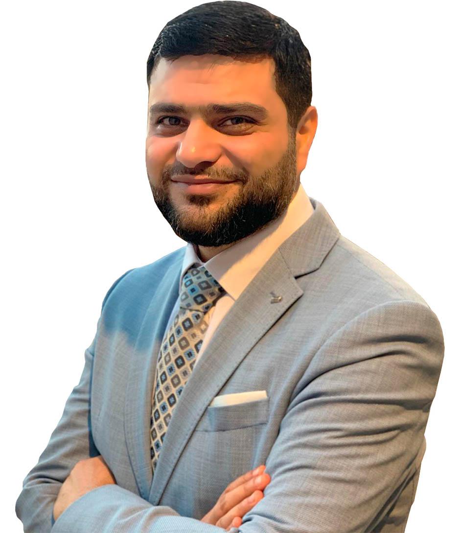 Mohd Al Hayek CFO